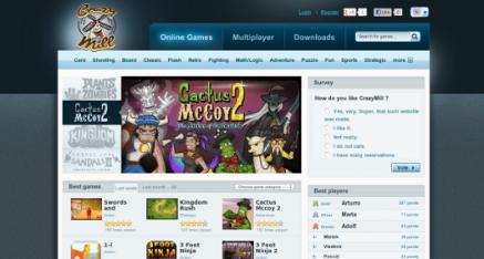 crazymill games online